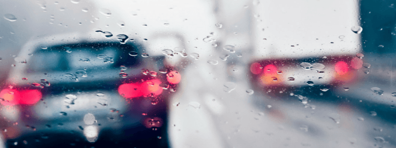 Safe Driving Tips for Rain and Wet Weather