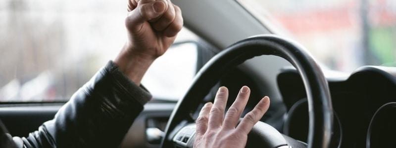 Aggressive Driving Car Accidents Florida